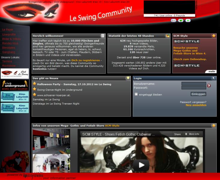 online swinger communities