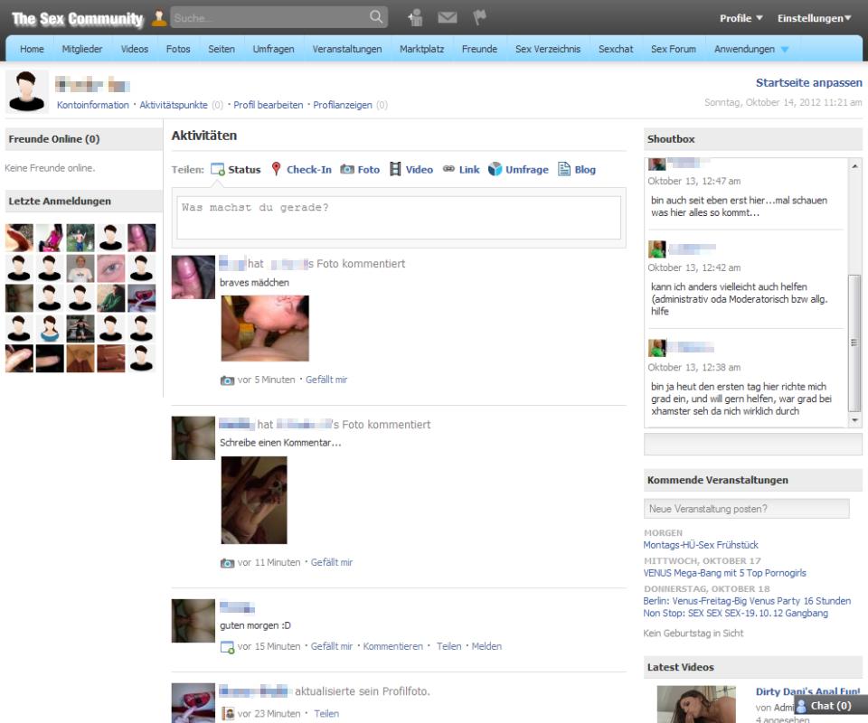sex forum chat hobbyhuren sexkontakte