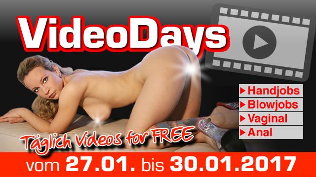 VideoDays bei 777Livecams