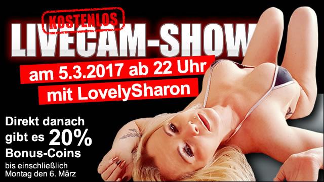 Freeshow mit LovelySharon