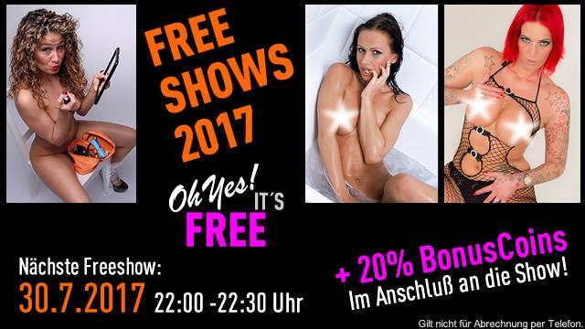 Freeshows
