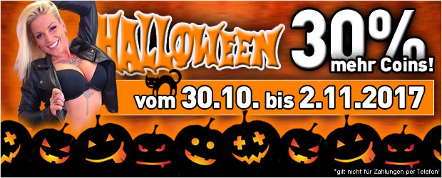 Halloween bei 777Livecams
