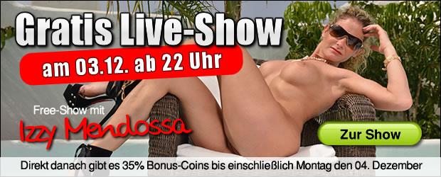 Hardcore-Freeshow bei JetztLive!