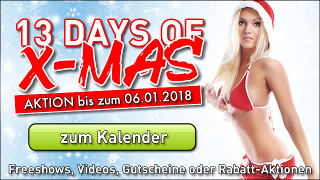 13 Days of X-Mas