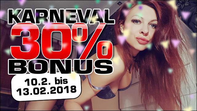 30% Bonus bei 777 und JetztLive!