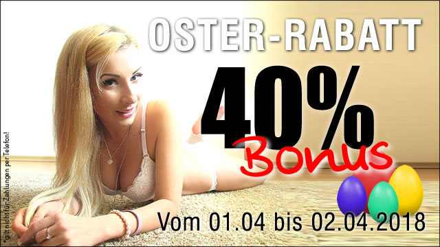 40% Bonus bei 777Livecams