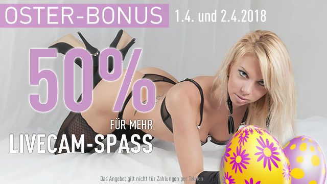50% Bonus bei JetztLive!