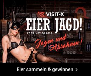 Visit-X Osteraktion
