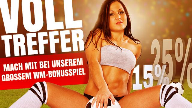 WM-Bonusspiel auf JetztLive!
