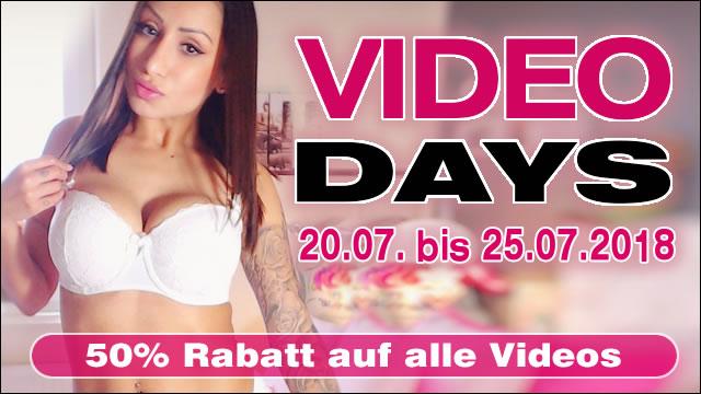 Video Days auf JetztLive!