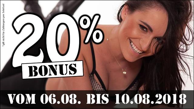 20% Sommerbonus bei JetztLive!