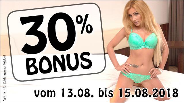 30% Bonus bei 777Livecams