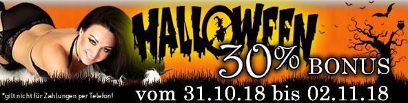 Halloween bei 777Livecams und JetztLive!